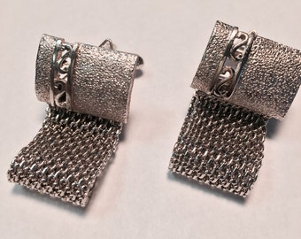 Vintage SWANK Men's Cuff Links