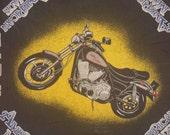 1980s Harley-Davidson bandana