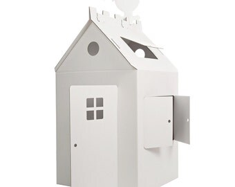 The Large Cardboard House