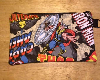 Pencil Case Super Hero Marvel