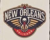 New Orleans Pelicans NBA Basketball Coaster