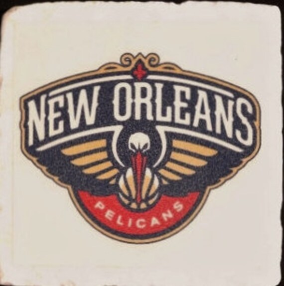 New Orleans Pelicans NBA Basketball Coaster