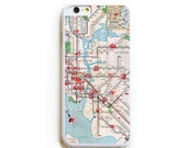 iPhone 6 Case. iPhone 6 Cases. New York Subway Map. Phone Case. iPhone Case. Phone Cases. Case for iPhone 6.
