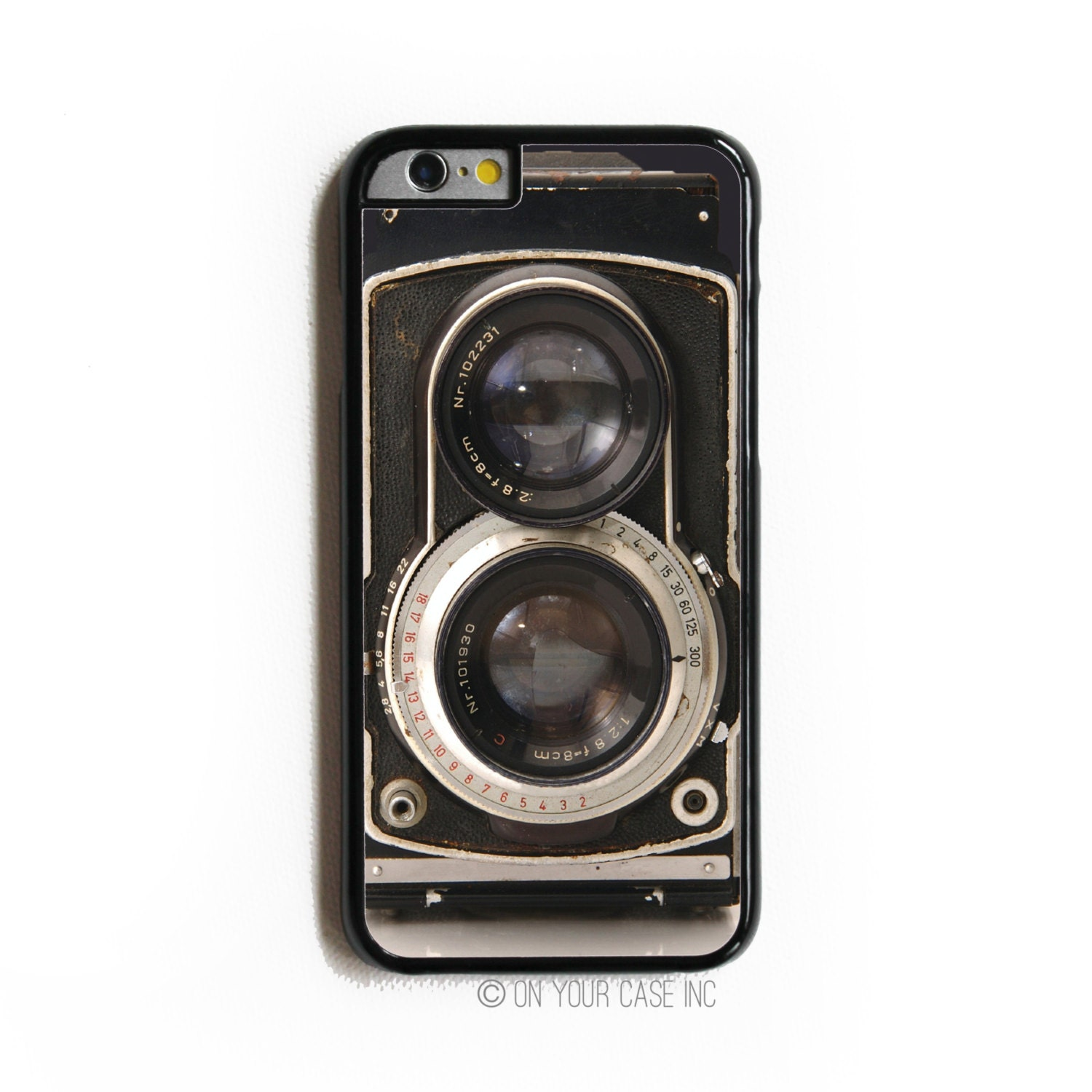 Vintage Camera Phone Case Old Film Camera Vintage PC Hard TPU Rubber Phone Case Cover For iPhone. Superior Quality, Our color matched plastic insert is nearly unbreakable, made of the highest level quality available! Protect your valuable Phone from scratch. Compact, Light weight.