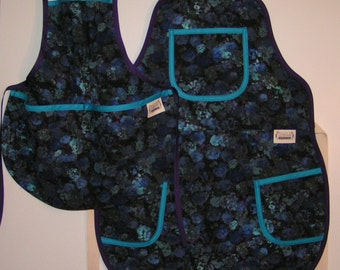 Mommy and Me Aprons - by Mary's Harvest Thyme Aprons copyright 1997