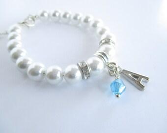 Bridesmaid Bracelet, Personalised Bracelet, Bridesmaid Gift, Bridesmaid Jewelry, Will you be my bridesmaid, Personalised Jewelry