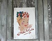 Cuba Print / 90 Miles To Cuba Print / Free US Shipping / MVMayoPhotography