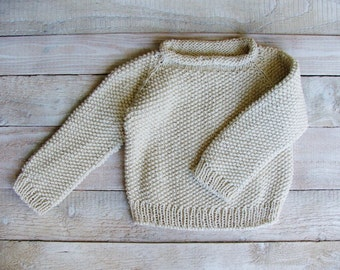 Toddler Girls Sweater - 100% Natural Cotton Little Girls Sweater Size 3T