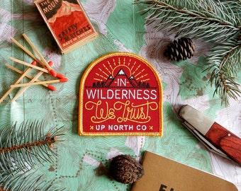 In Wilderness We Trust