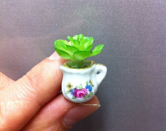 Dollhouse Miniature Home Decoration Plants