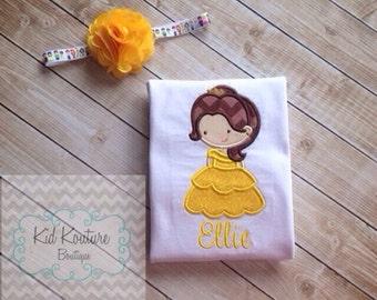 Princess Belle shirt