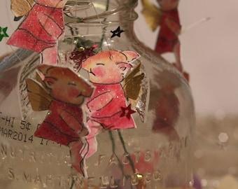 Pig Fairy Magic Wands