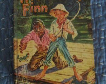 Mark Twain's Huckleberry Finn 1955