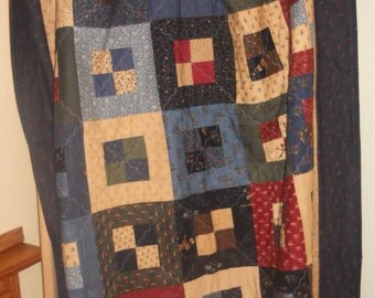 Traditional Lap Quilt