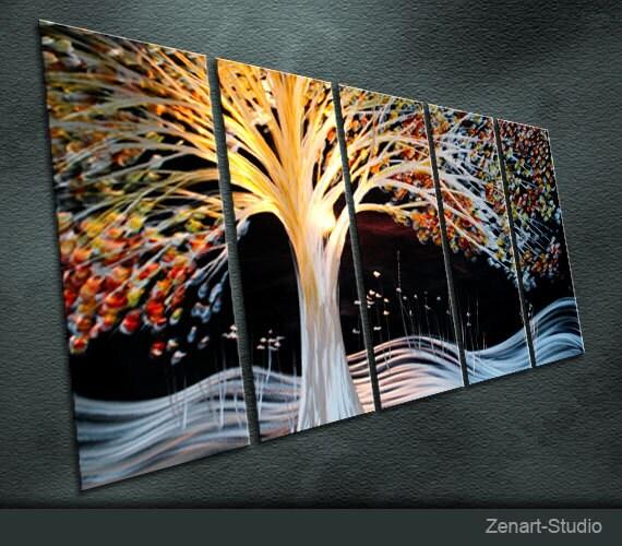 Original Large Metal Wall Art Modern Abstract Special Indoor Outdoor
