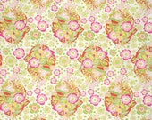 1/ 2 Yard Anna Maria Horner - Folk Song - Baby Bouquet in Sweet