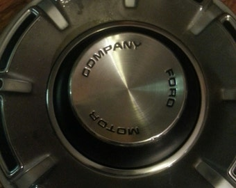 1970s Ford Hubcap
