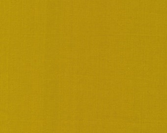 SALE--CIRRUS organic cotton solids--GRASS--Cloud9 Fabrics--price is per yard