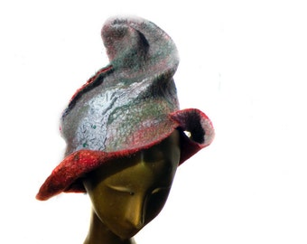 how to make a sorting hat from a witch hat