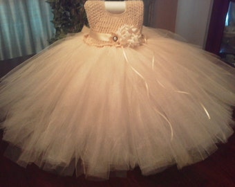 sz 9 to 12 mo tutu dress