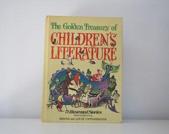 Vintage Children's Literature Book