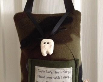 Tooth Fairy Pillow (boys)