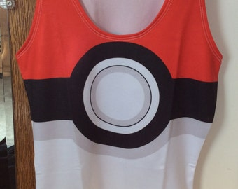Pokemon Trainer Tank Top