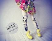 20% SALE - Roe elf leggings