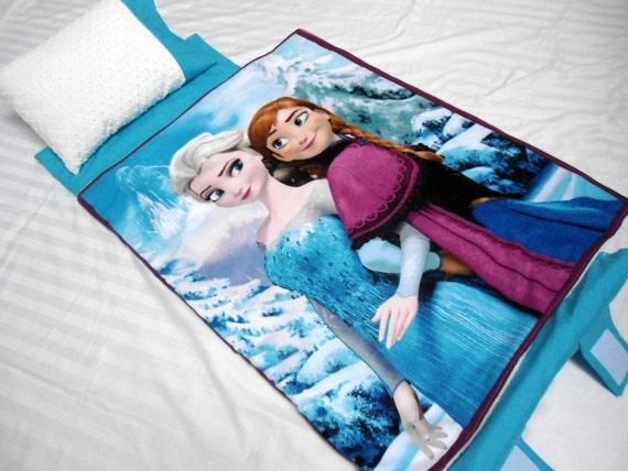 Nap Mat Frozen Elsa Anna Preschool Toddler Kindergarten
