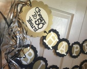 50th Birthday Decorations Party Banner