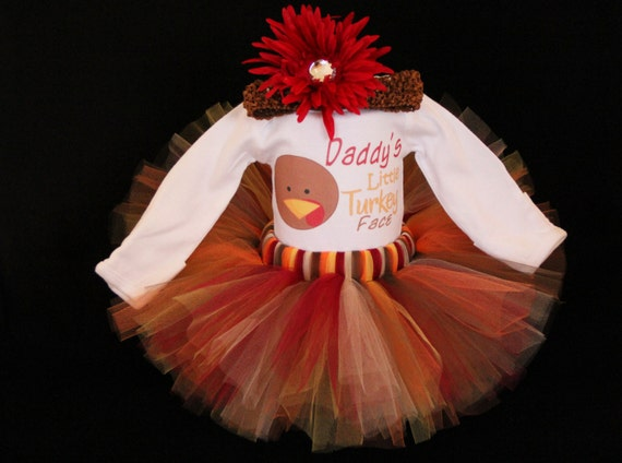 Baby First Thanksgiving Outfit Babys