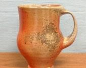 wood fired mug #2