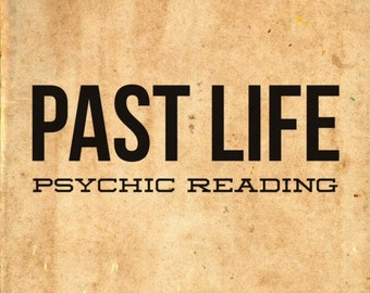 Past-Life Tarot Reading- Video