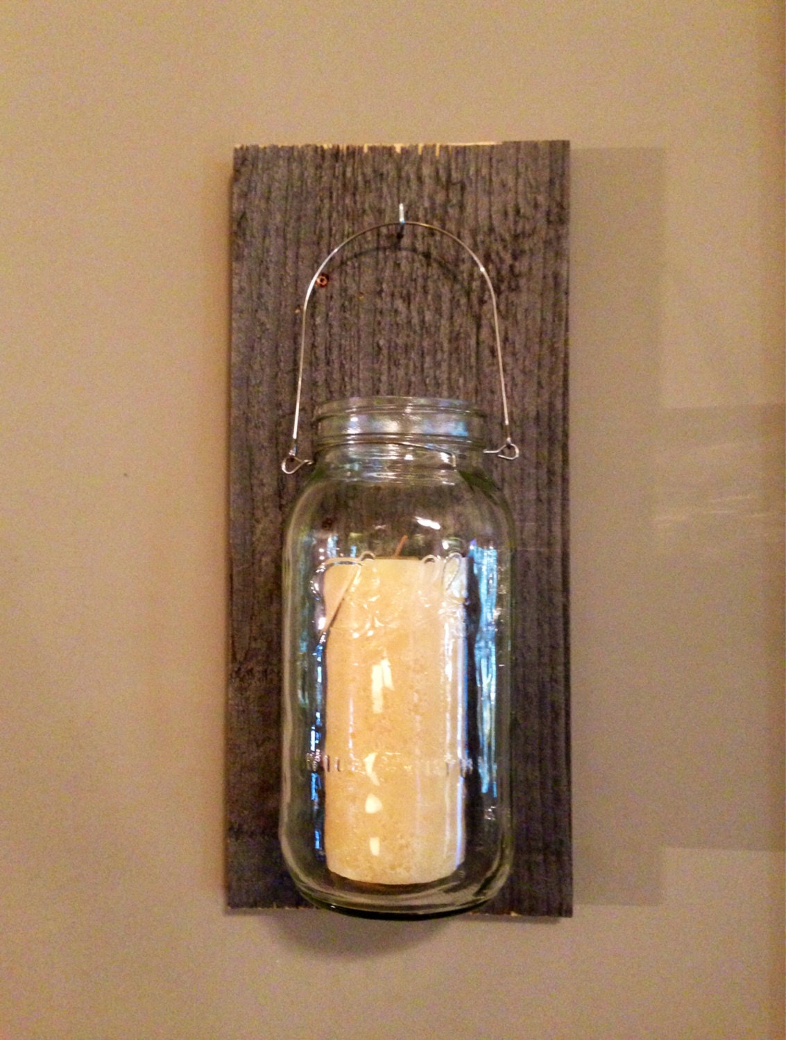 Wall Sconces Etsy : Kitchen & Dining