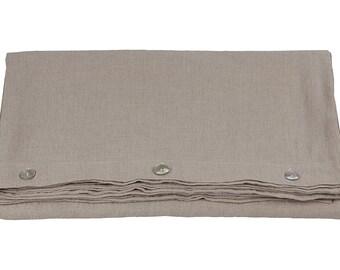 Linen duvet cover - duvet cover natural - queen duvet cover - linen king duvet - queen linen bedding - king linen bedding - rustic duvet