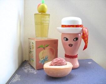 Avon Pretty Peach Avon Miss Lollipop 3 Piece Ensemble 60