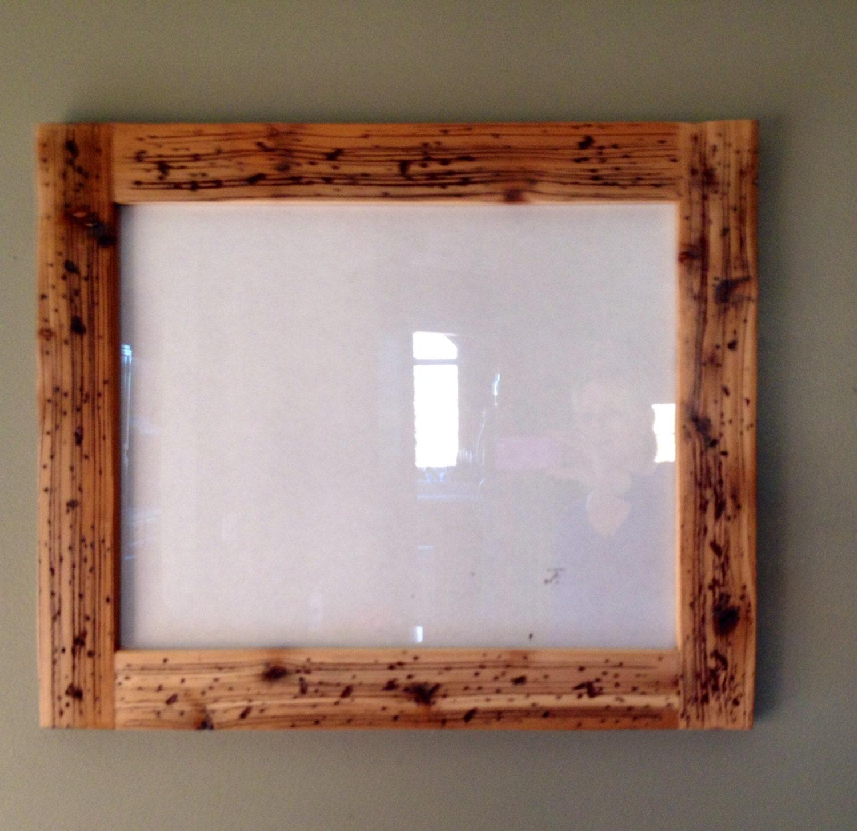 rustic 16 x 20 frame. Black Bedroom Furniture Sets. Home Design Ideas