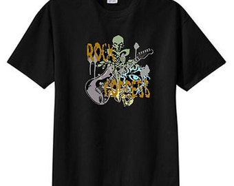 Rock Goddess Guitar New T Shirt s m l xl 2x 3x 4x 5x