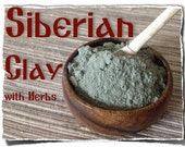 Siberian Clay - nourishing  - 1 package (150g/5.3oz).