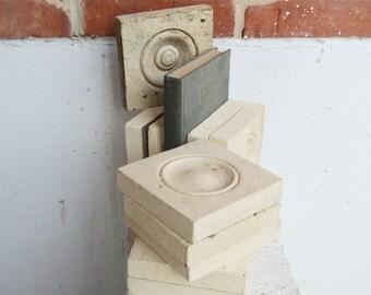 Wood Door Moldings, Set of 10