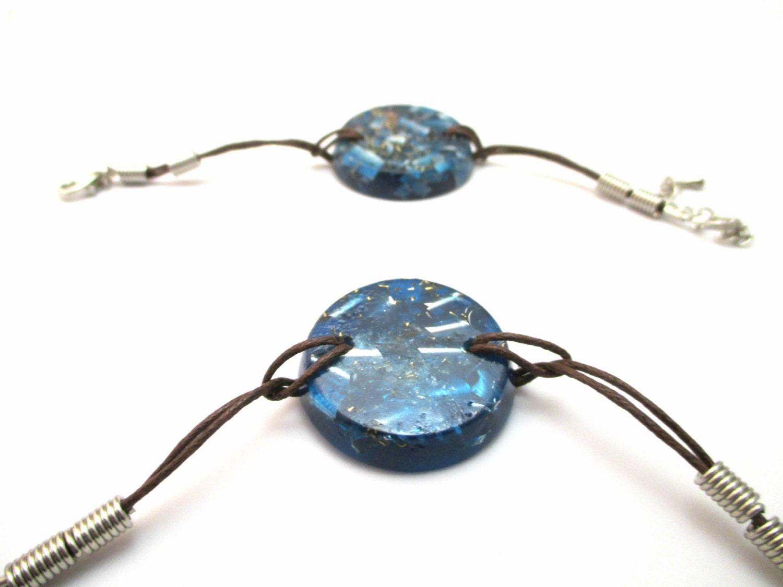 orgone energy bracelet orgone supernatural resin jewelry