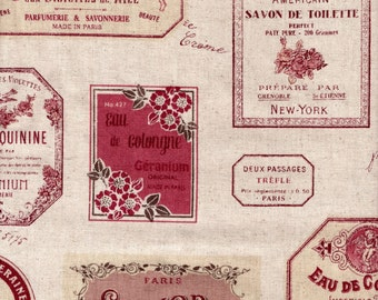 Savon de Roses in Red from the Live Life Collection for Yuwa of Japan