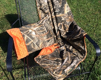 Toddler sized realtree camo set