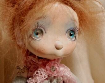 OOAK,Juliet'' art doll.