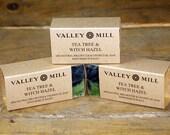 Tea Tree & Witch Hazel Hand Made Soap