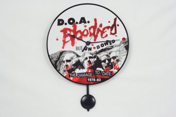 D.O.A. - Bloodied But Unbowed / War On 45