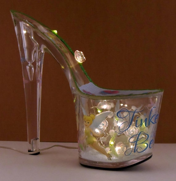 Lighted High Heel Shoes