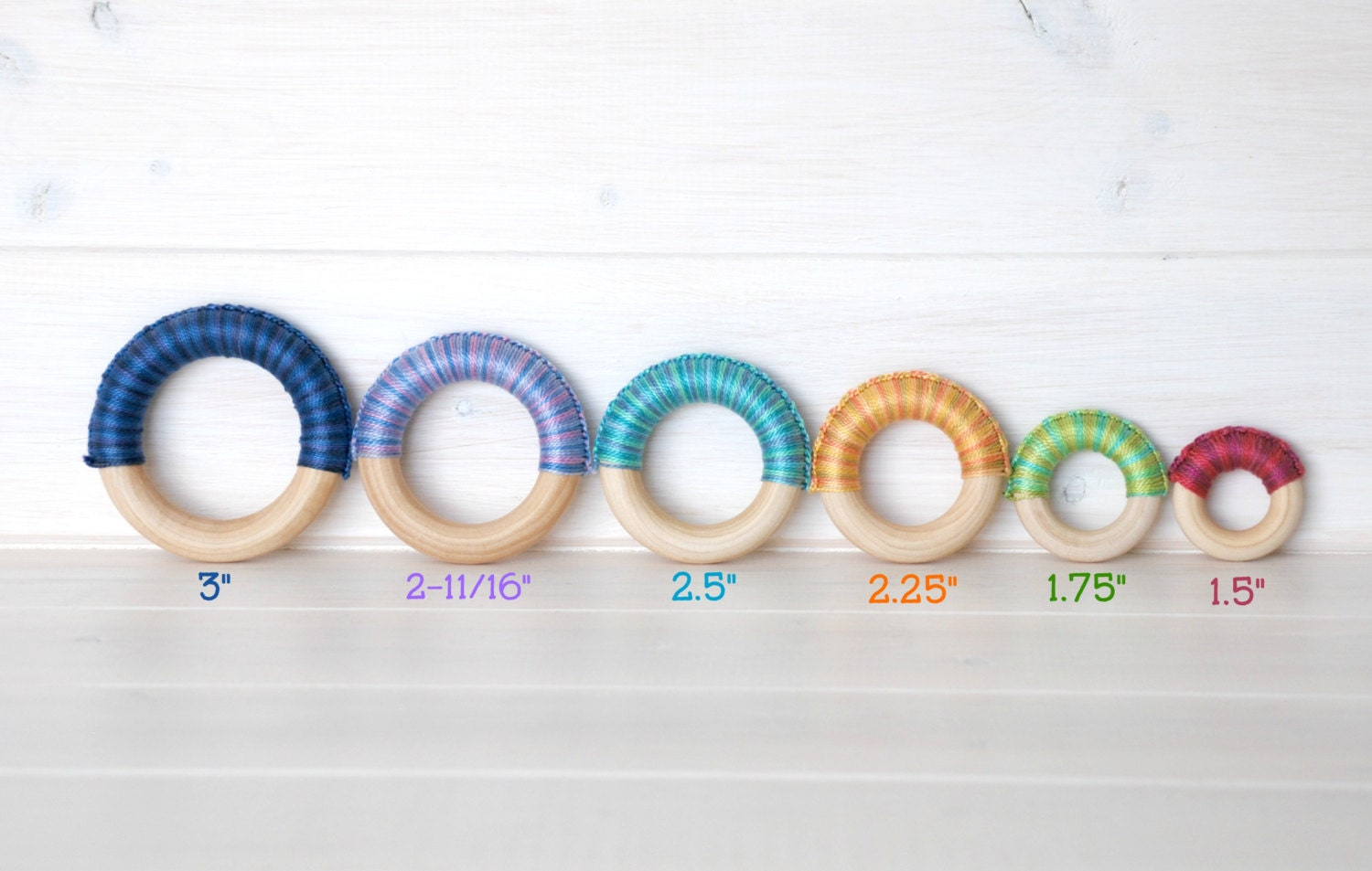 5 wood rings large wooden rings 3 wood rings 75mm for Wooden rings for crafts