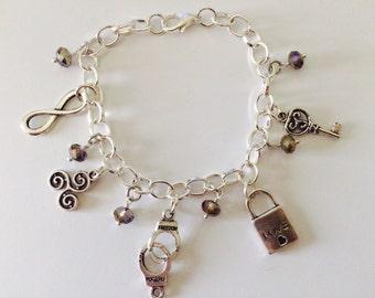 BDSM Charm Bracelet