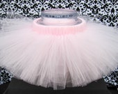 Light Pink Tutu, Pale Pink Tutu, Pastel Pink Tutu, Easter Tutu, Baby Tutu, Girl's Tutu, Cake Smash Tutu, Birthday Tutu, Photo Shoot Tutu